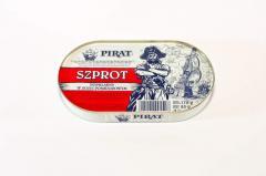 PIRAT Szprot w sosie pomidorowym 170g