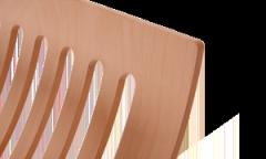 Plywood goods
