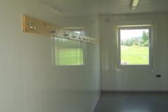 Kontenery szatniowe z pomieszczeniem sanitarnym