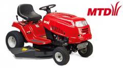 Traktorek ogrodowy MTD RF125