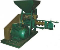 ekstruder do paszy / maszyna do produkcji paszy