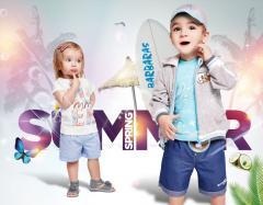 Kolekcje odzieży dla dzieci i niemowląt  (