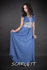 SCARLETT Efektowna sukienka dla wymagającej