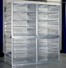 Commercial pallets