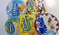 Desery mleczne/ Milk desserts