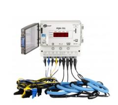 Analyzer, power supply network