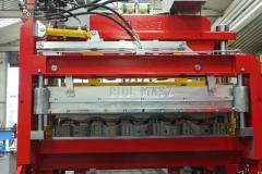 Linie für die Herstellung von Metall-Ziegel D20 Frania