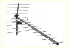 Television aerials