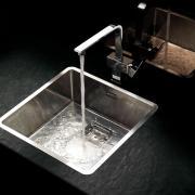 Countertops under washbasin