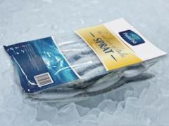 Szprot mrożony IQF pakowany w worki 1 kg , szprota , szproty mrożone