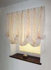 Austrian blinds