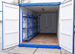 Kontenery , kontener socjalny , kontenery biurowe