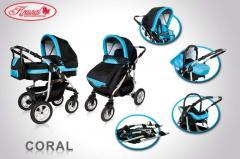 Wózek dziecięcy CORAL