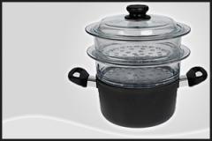 Glassgarsystem + naczynie głębokie 24