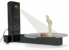 Skaner 3D Omni - nieoceniona pomocą podczas pracy