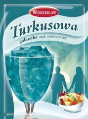 Galaretka Turkusowa