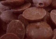 Кувертюр, промежуточные чтобы шоколадная глазурь,