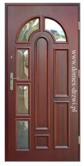 """Drzwi zewnętrzne sosnowe """"nw-5"""""""