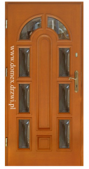 "External doors pine ""ne-8"""