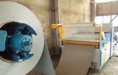 Heavy-duty sheet steel rolls (hot-rolled)