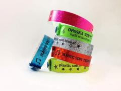 Sparkle wristbands