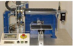 Urządzenie do metalizacji metodą owijania UDO-03