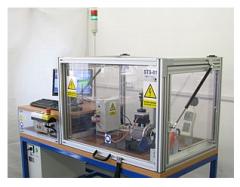 Equipment for metering device diagnostics