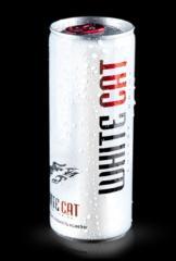 White Cat Energy Drink, napoje energetyczne ,