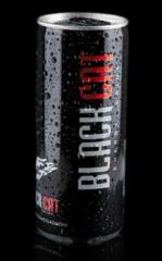 Black Cat Energy Drink , napój energetyczny ,