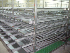 Mechanized Warehouses