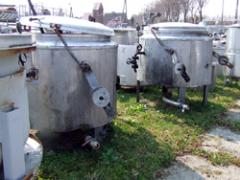 Cauldrons for cooking