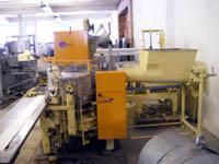 Pakowaczka - XPG-40 do pakowania w kostki produkty pastowate typu: masło, smalec, margaryna, twaróg, mielone mięso, lody, drożdże