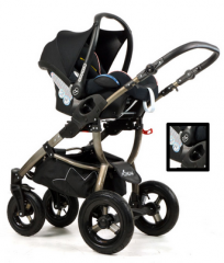 Accessories for baby strollers