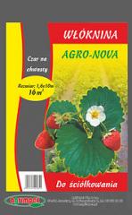 Covering agrofiber