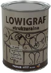 LOWIGRAF - farba poliwinylowa nawierzchniowa do