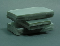 Plates, sheets, film, foil and strip made of