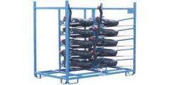 Paleta do transportu zbiorników paliwowych typ SZP