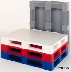 Palety plastikowe higieniczne 1200 x 1000 /