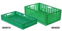Skrzynki składane wielokrotnego użytku / Складные ящики многоразового использования