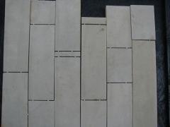 Paskowiec jasny-taras-schody