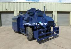 Armored personnel carriers