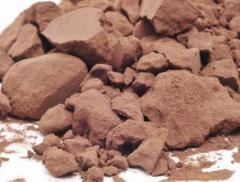 Полуфабрикаты обработки какао-бобов, какао-бобы,