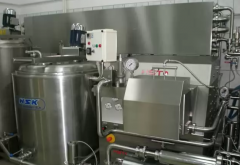 Homogenizers for the food-processing industry