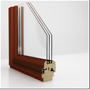 Okna drewniane Seria DDR-92