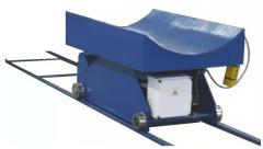 Wózek transportowy do transportu kręgów pod