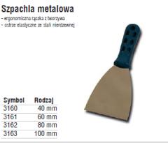 Palette knifes