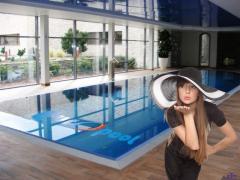 Basen ogrodowy baseny kąpielowe żelbetowe EUROPOOL