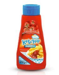 Ketchup łagodny , ketchup Podravka