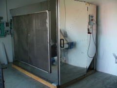 Intensive cooling chambers
