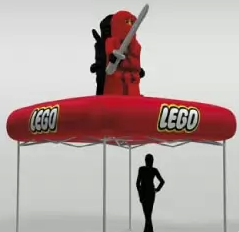Namioty reklamowe